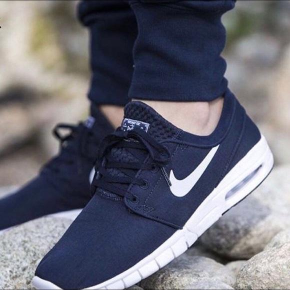Nike Sb Stefan Janoski Navy Blue